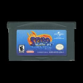 Spyro Season of Ice GBA