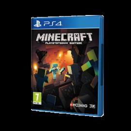 Minecraft PS4 (SP)