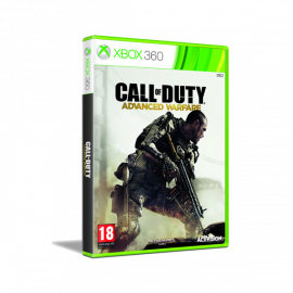 Call of Duty Advanced Warfare Xbox360 (SP)