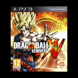 Dragon Ball Xenoverse PS3 (SP)