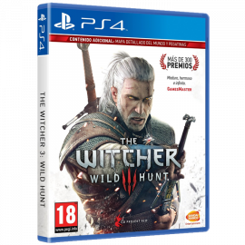The Witcher 3 Wild Hunt PS4 (SP)