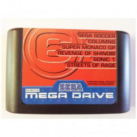 Compilacion M6 Sega Mega Drive