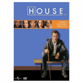 House Temporada 1 (22 Cap) DVD