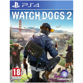 Watch Dogs 2 PS4 (SP)