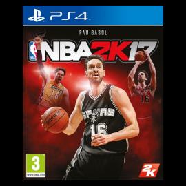 NBA 2K17 PS4 (SP)