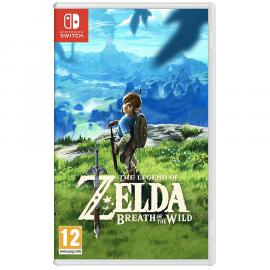 The Legend of Zelda: Breath of the Wild Switch (SP)