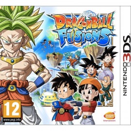Dragon Ball Fusions 3DS (SP)