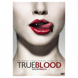 True Blood Temporada 1 (12 Cap) DVD