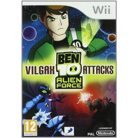 Ben 10 Alien Force Vilgax Attacks Wii (SP)