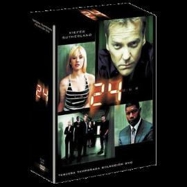 24 Temporada 3 (24 Cap) DVD