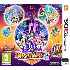 Disney Magical World 2 3DS (SP)
