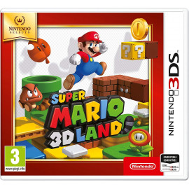 Super Mario 3D Land Nintendo Selects 3DS (SP)