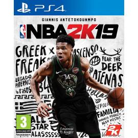 NBA 2K19 PS4 (SP)