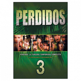 Perdidos (Lost) Temporada 3 (22 Cap) DVD
