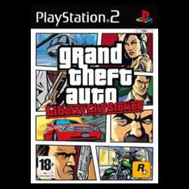 GTA Liberty City Stories PS2 (SP)