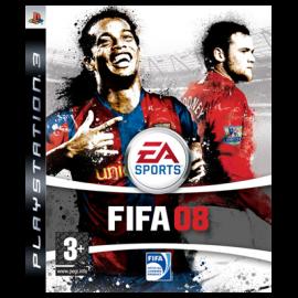 FIFA 08 PS3 (SP)