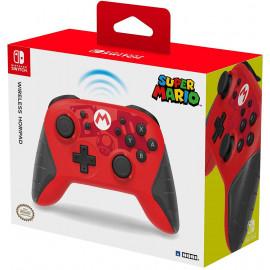 Mando Inalambrico Hori Super Mario Switch