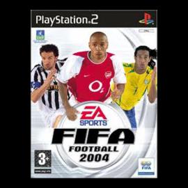 FIFA 04 PS2 (SP)