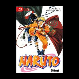 Manga Naruto Glenat 20