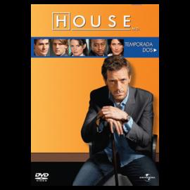 House Temporada 2 (24 Cap) DVD