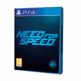 Need for Speed PS4 (SP)