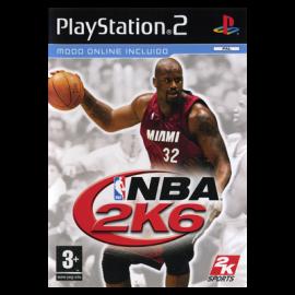 NBA 2K6 PS2 (SP)