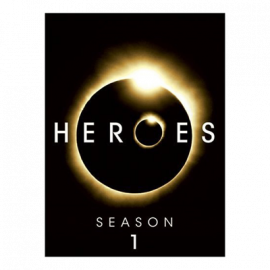 Heroes Temporada 1 (23 Cap) DVD