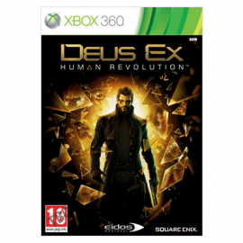 Deus Ex Human Revolution Xbox360 (SP)