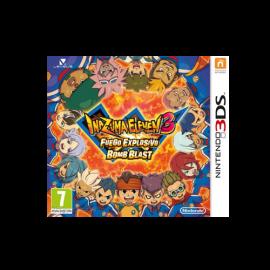 Inazuma Eleven: Fuego Explosivo 3DS (SP)