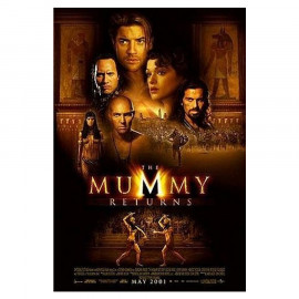La Momia Returns DVD
