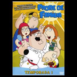 Padre de Familia Temporada 1 (7 Cap) DVD