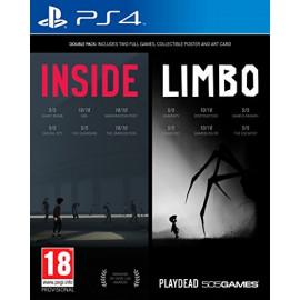 Inside + Limbo PS4 (SP)