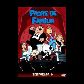 Padre de Familia Temporada 6 (13 Cap) DVD
