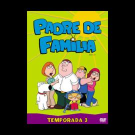 Padre de Familia Temporada 3 (22 Cap) DVD