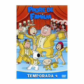 Padre de Familia Temporada 4 (30 Cap) DVD