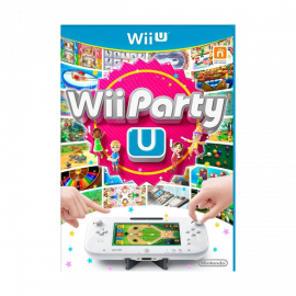 Wii Party U Wii U (SP)