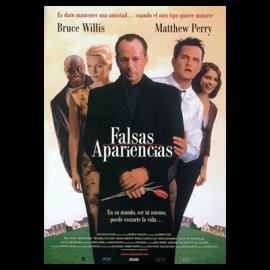 Falsas apariencias DVD