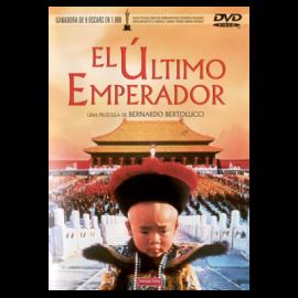 El Ultimo Emperador DVD