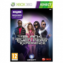 The Black Eyed Peas Experience Xbox360 (SP)