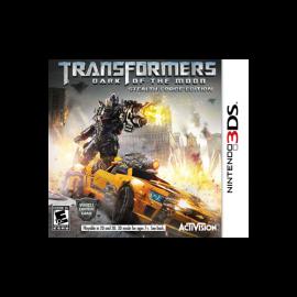 Transformers 3 El Lado Oscuro de la Luna 3DS (SP)