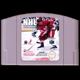 NHL Breakaway 99 N64
