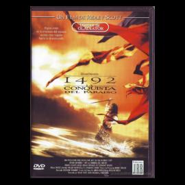 1492 La Conquista del Paraiso DVD