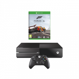 Pack: Xbox One 500GB + Mando + Forza Motorsport 5