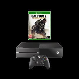 Pack: Xbox One 500GB + Mando + COD Advanced Warfare