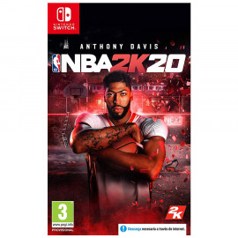 NBA 2K20 Switch (SP)
