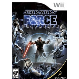 Star Wars: El Poder de la Fuerza Wii (SP)