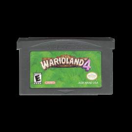 Wario Land 4 GBA