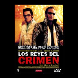Los Reyes del Crimen DVD