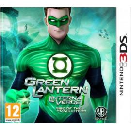 Linterna Verde 3DS (SP)