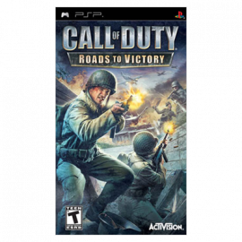 Call of Duty Roads to Victory PSP (SP)